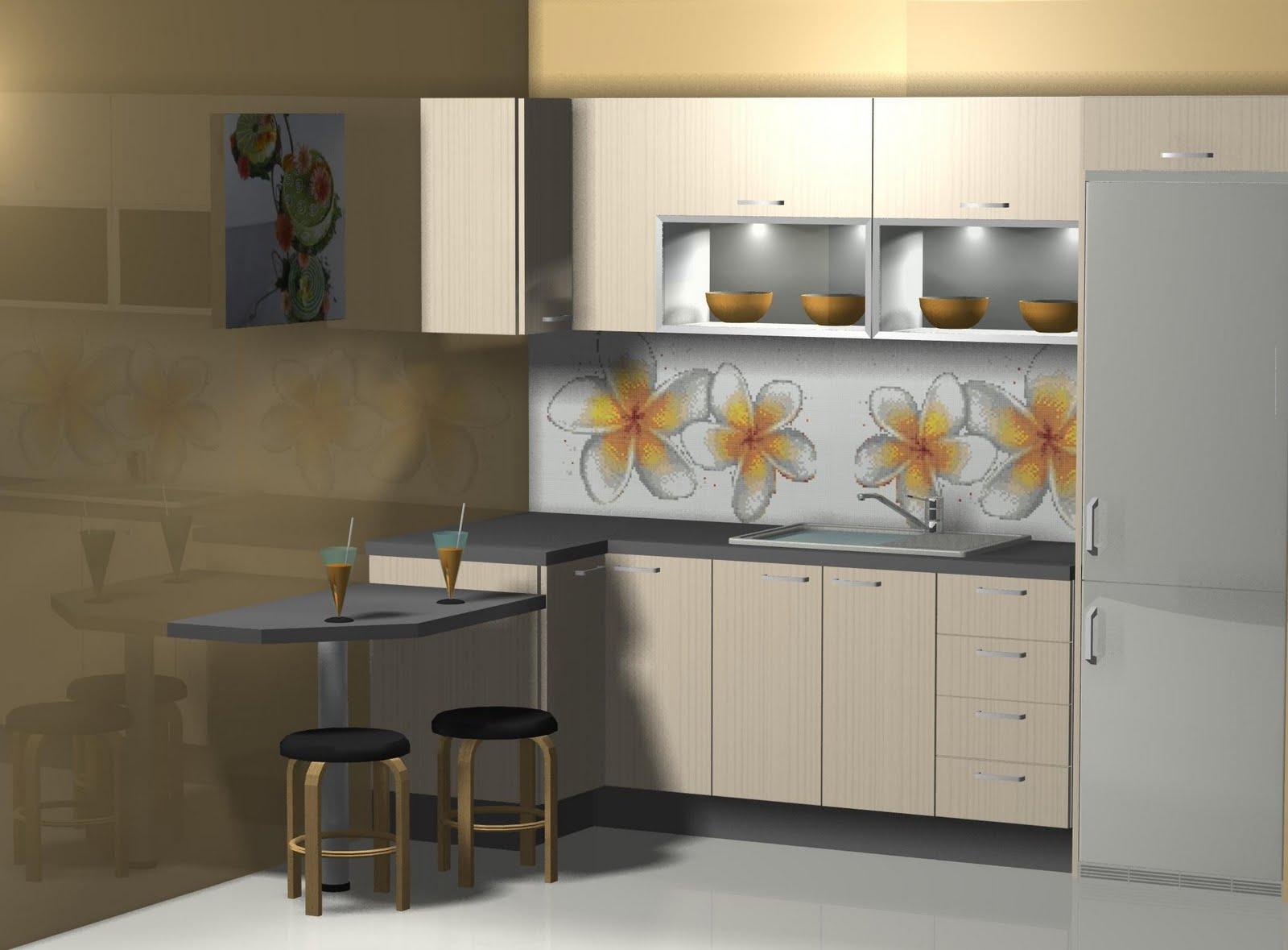 Ideas para decorar cocinas pequeñas - El Club Hipotecario