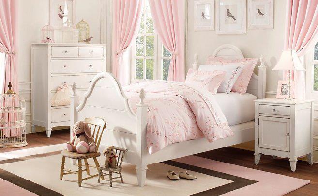 Tendencias en decoraci n para 2016 y 2017 - Dormitorios infantiles vintage ...