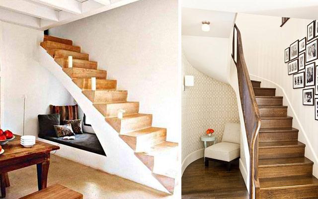 Ideas para aprovechar el espacio bajo las escaleras el for Ideas para bajo escalera