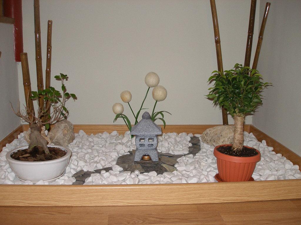 Decorando con estilo zen for Articulos para decorar jardines