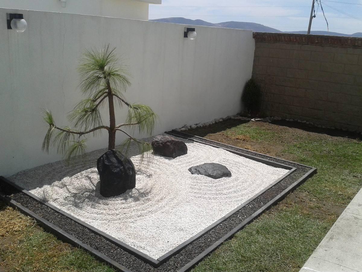 Decorando con estilo zen el club hipotecario - Jardin interior zen ...