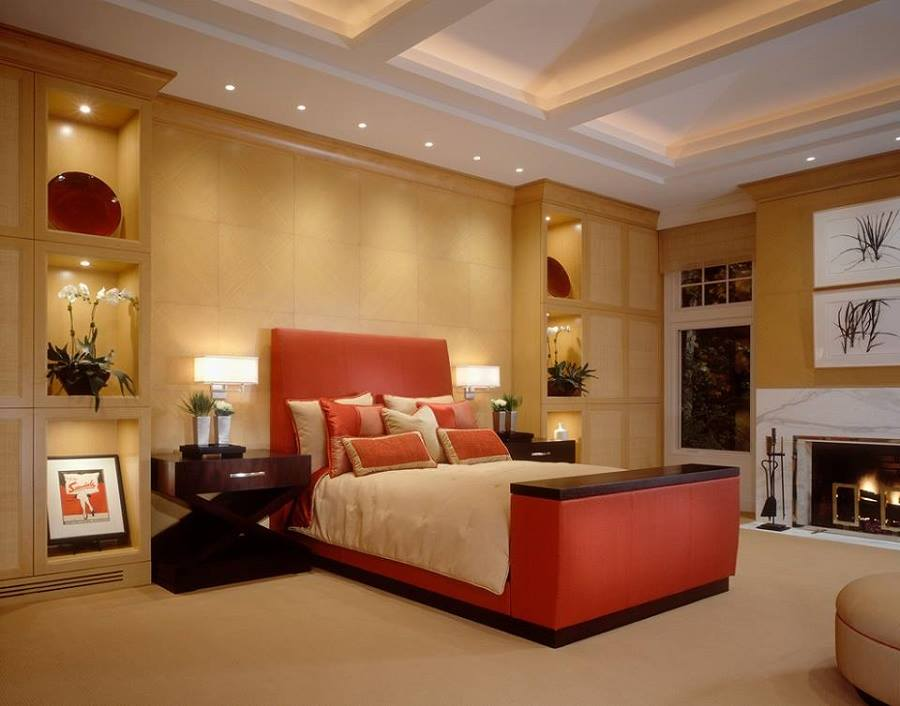 Modern Vintage Bedroom Decor Ideas