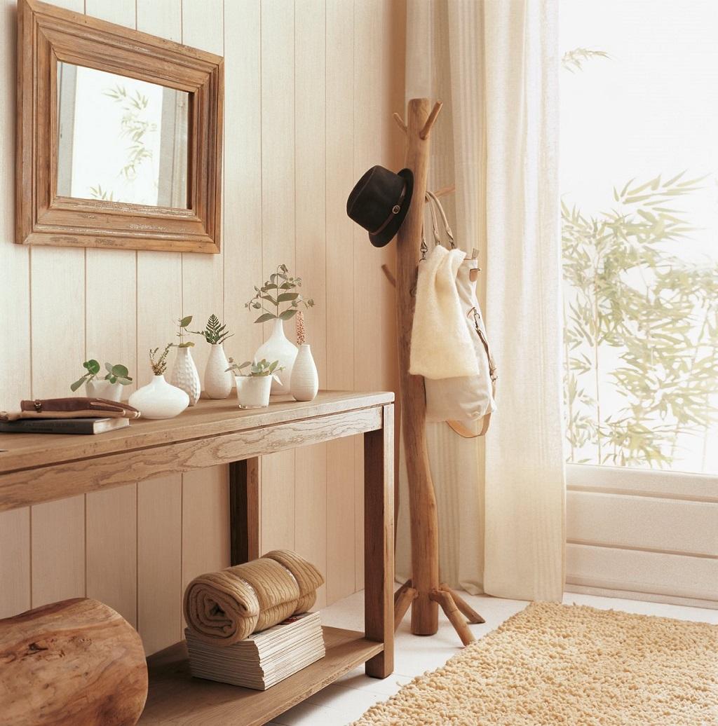 Como decorar tu recibidor el club hipotecario - Como decorar recibidores ...