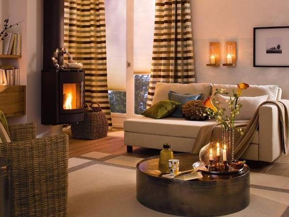 Encuentra la decoraci n perfecta para salas peque as el for Decoracion de interiores salas muy pequenas